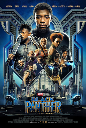 Black Panther MA iTunes HD VUDU