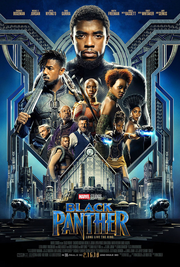 Black Panther MA VUDU HD iTunes HD