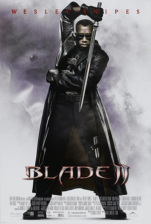 Blade II UV HD or iTunes HD via Movies Anywhere