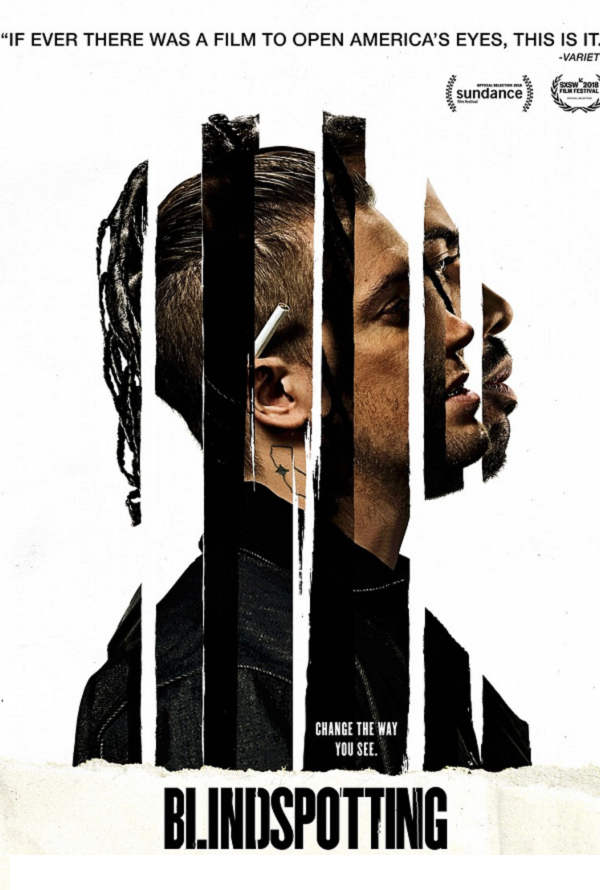 Blindspotting VUDU HD or iTunes 4K Early Release
