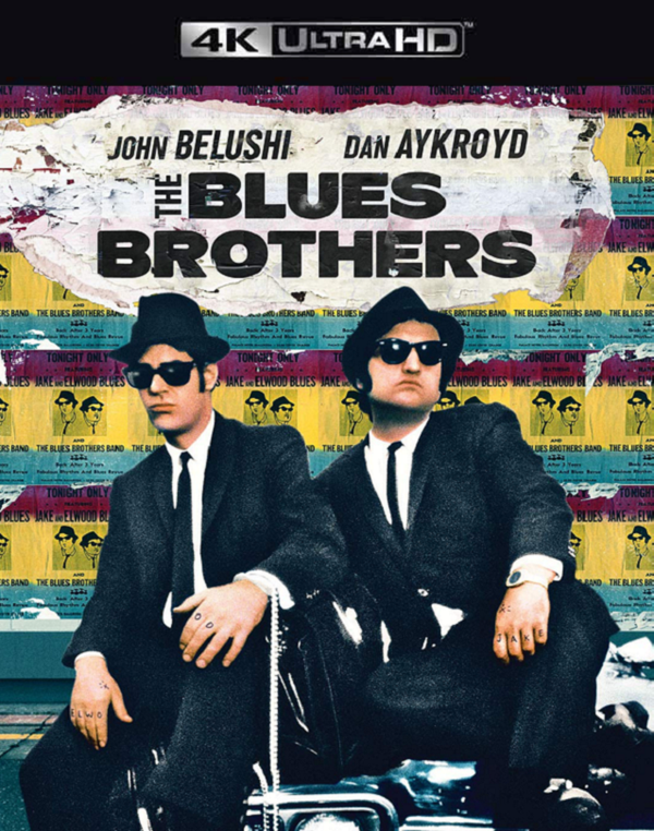 The Blues Brothers Movies Anywhere 4K iTunes 4K VUDU 4K