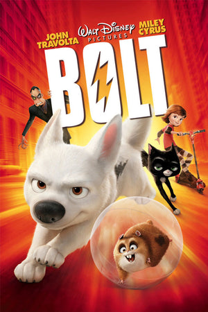 Bolt VUDU MA VUDU HD iTunes HD