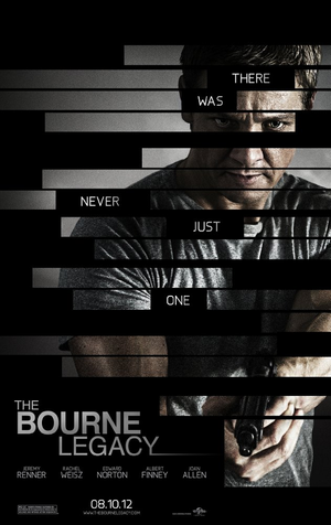 Bourne Legacy iTunes 4K