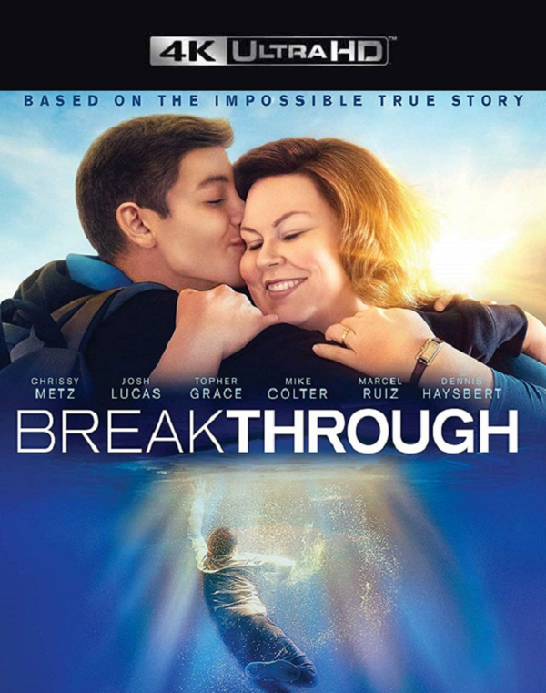 Breakthrough VUDU 4K or iTunes 4K via Movies Anywhere