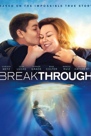 Breakthrough VUDU HD or iTunes HD via Movies Anywhere