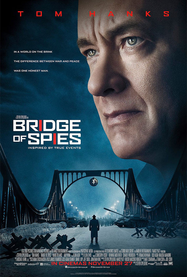 Bridge of Spies VUDU HD