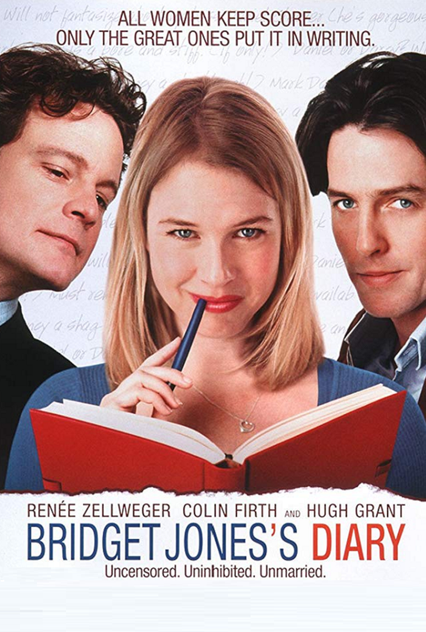 Bridget Jones's Diary VUDU HD or iTunes HD