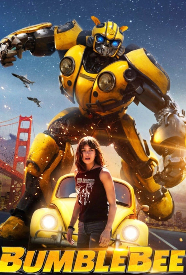 Bumblebee VUDU HD or iTunes 4K
