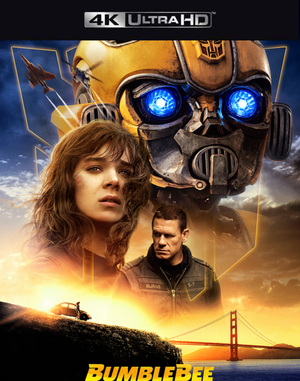Bumblebee iTunes 4K Pre-order Early Release MARCH 23