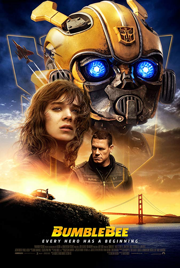 Bumblebee VUDU HD Pre-order Early Release MARCH 23