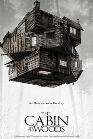 The Cabin in the Woods VUDU HD