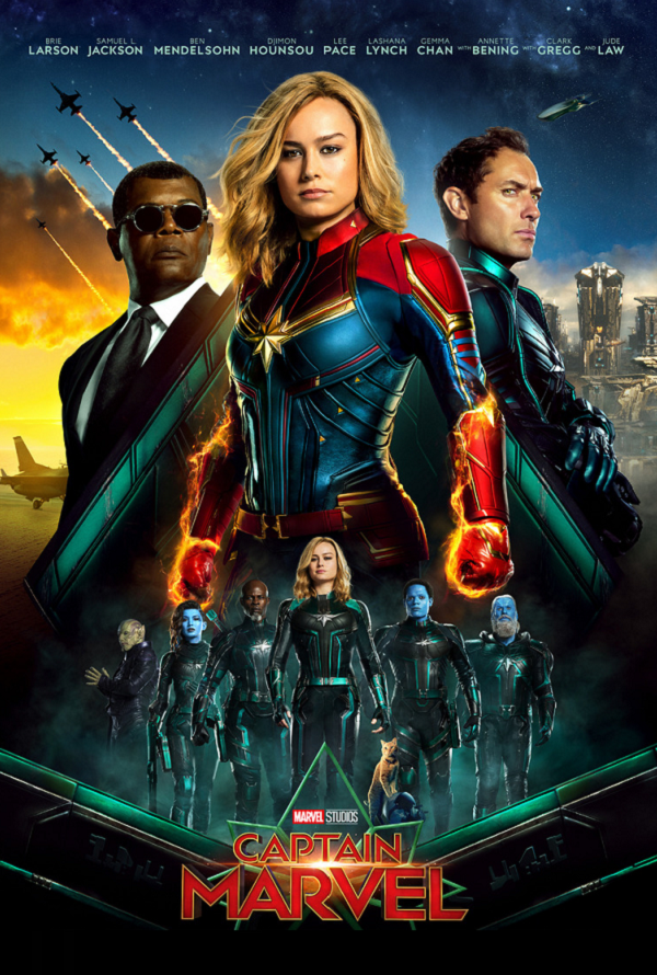 Captain Marvel Google Play HD (Transfers to Movies Anywhere)