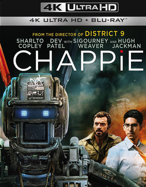 Chappie UV 4K or iTunes 4K via Movies Anywhere