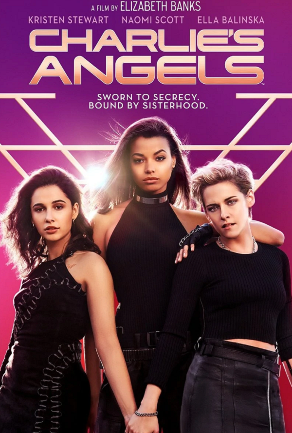 Charlie's Angels 2019 VUDU HD Instawatch (iTunes HD via Movies Anywhere)