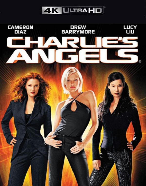 Charlie's Angels 2000 VUDU 4K or iTunes 4K via Movies Anywhere