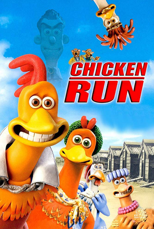 Chicken Run VUDU HD or iTunes HD via Movies Anywhere