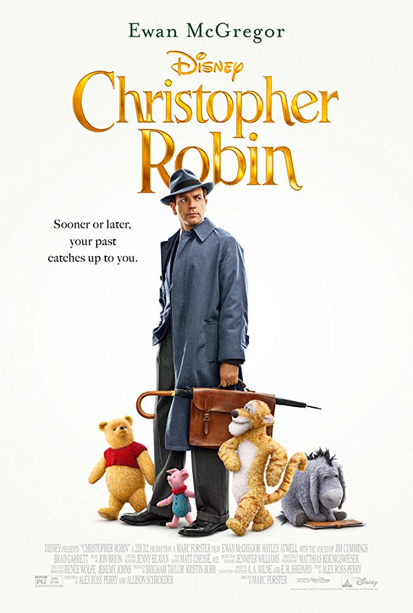 Christopher Robin iTunes HD
