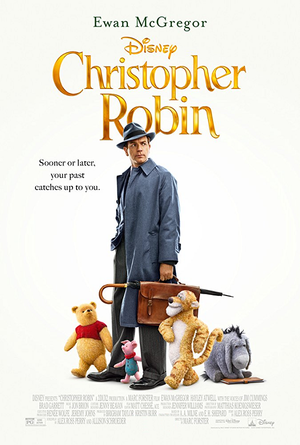 Christopher Robin MA VUDU iTunes HD