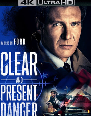 Clear and Present Danger iTunes 4K
