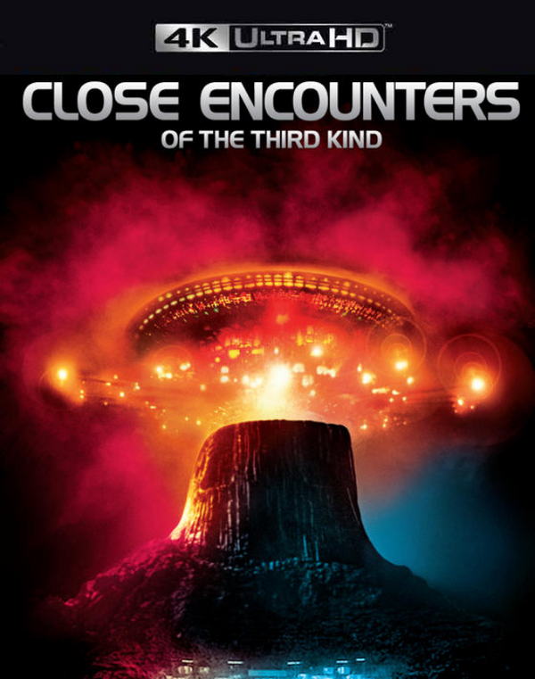 Close Encounters of the Third Kind VUDU 4K or iTunes 4K via MA