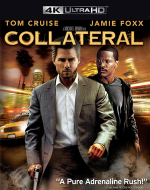 Collateral VUDU 4K or iTunes 4K