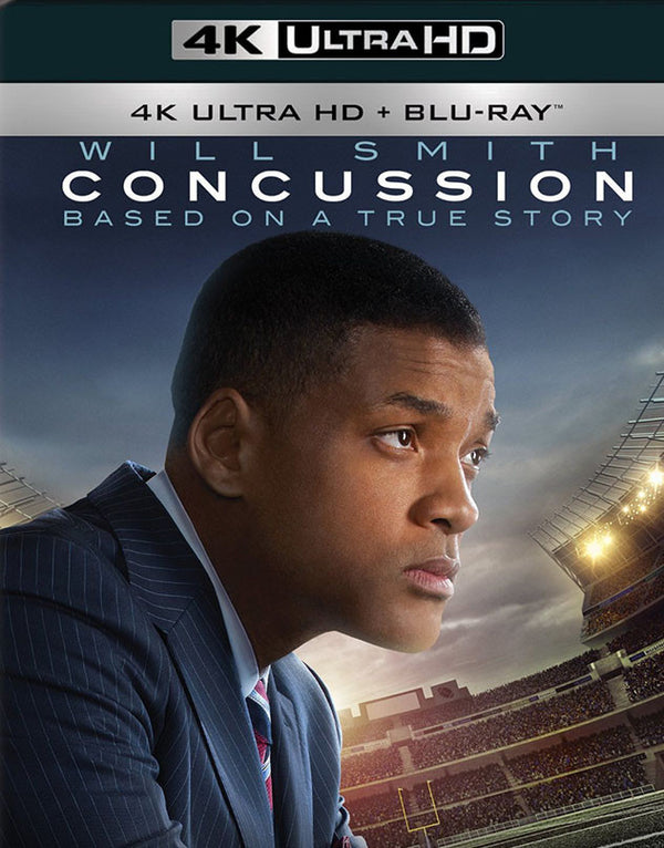 Concussion UV 4k or iTunes 4K via Movies Anywhere