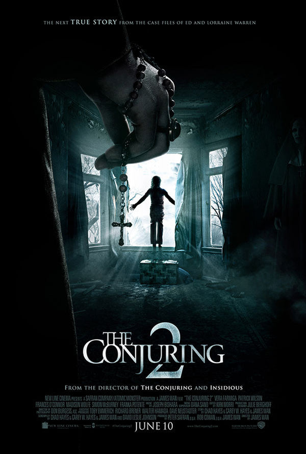The Conjuring 2 UV HD or iTunes HD via Movies Anywhere