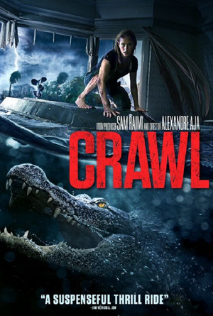 Crawl VUDU HD