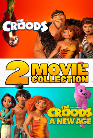 Croods 2 Movie Collection VUDU HD or iTunes HD via Movies Anywhere