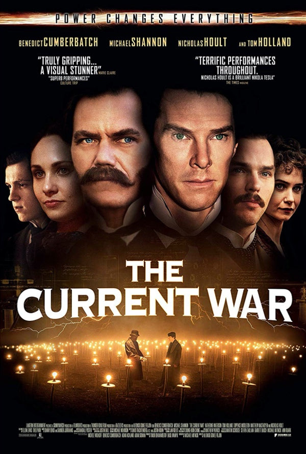 The Current War Director's Cut VUDU HD or iTunes HD via MA