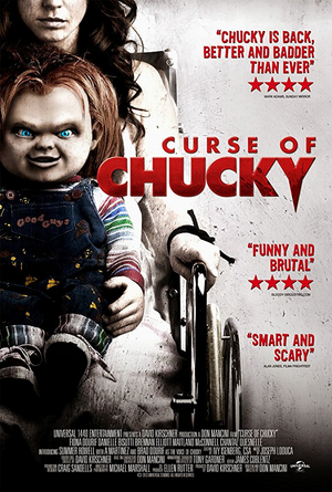 Curse of Chucky VUDU HD or iTunes HD via Movies Anywhere