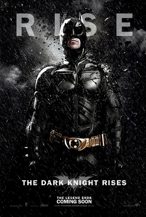 The Dark Knight Rises UV HD or iTunes HD via Movies Anywhere