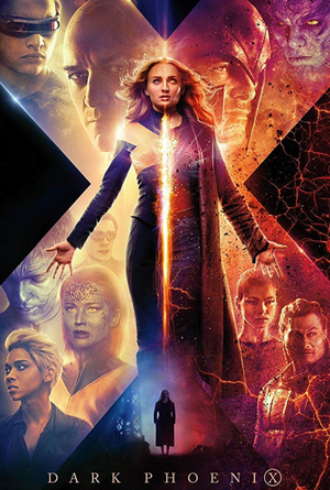 X-Men Dark Phoenix VUDU HD Instawatch (iTunes HD via MA)