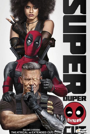 Deadpool 2 VUDU HD or iTunes HD Via Movies Anywhere