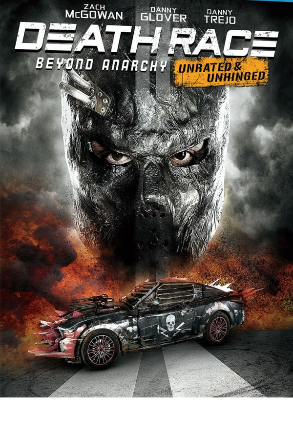 Death Race Beyond Anarchy Unrated VUDU HD or iTunes HD via MA Early Release