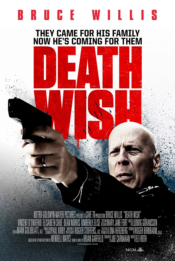 Death Wish VUDU HD