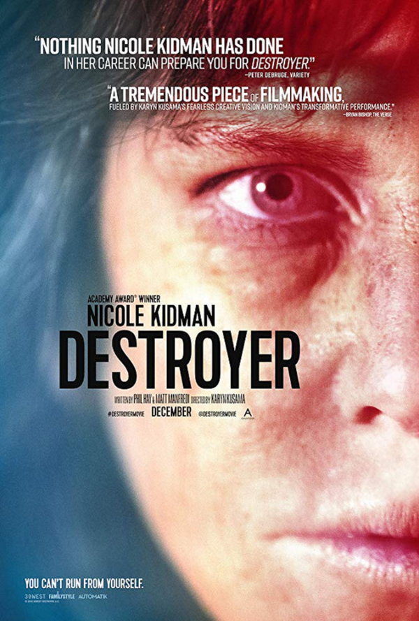 Destroyer VUDU HD or iTunes HD via MA