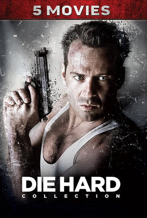 Die Hard Collection UV HD or iTunes HD via Movies Anywhere