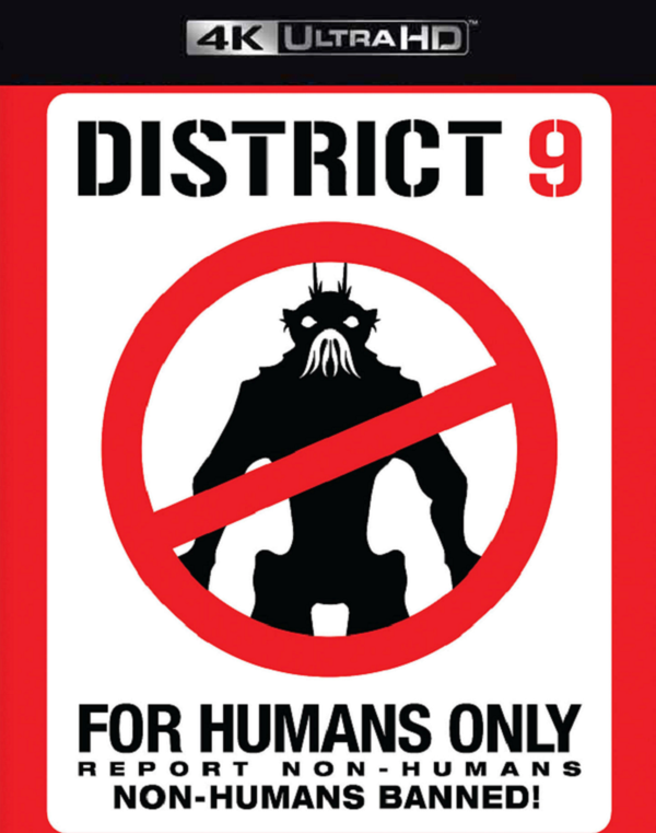 District 9 MA 4K VUDU 4K iTunes 4K