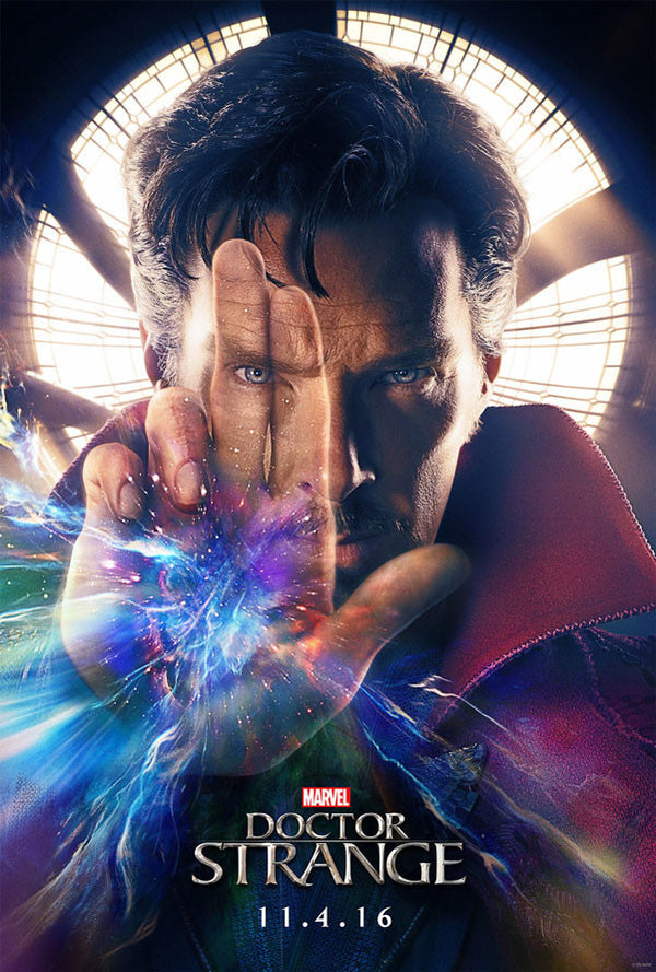 Doctor Strange Google Play HD (Transfers to VUDU/iTunes via MA)