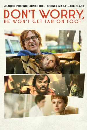 Don't Worry He Won't Get Far on Foot VUDU HD