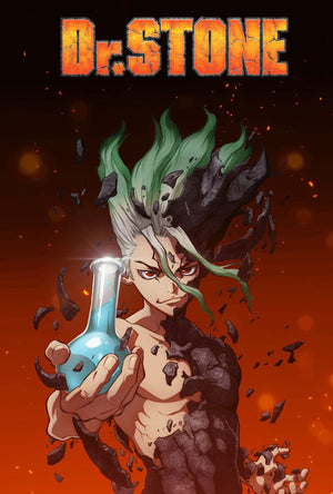 Dr Stone Season 1 Part 2 Funimation HD