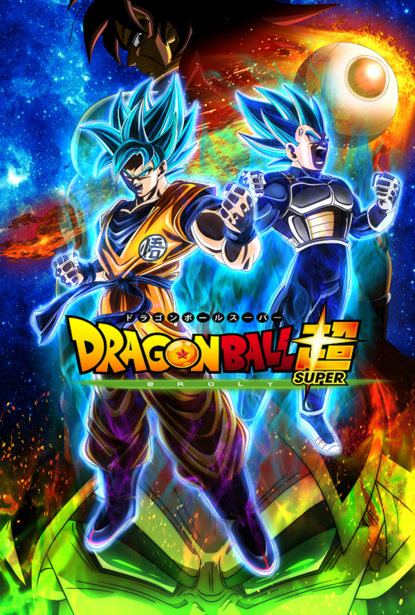 Dragon Ball Super Broly Funimation HD