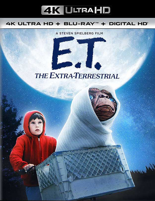 E.T. UV 4K at FandangoNow VUDU HD