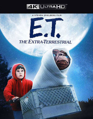 E.T. the Extra-Terrestrial iTunes 4K