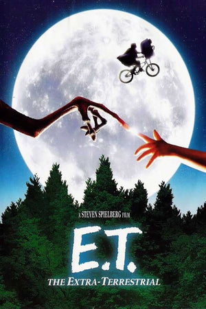 E.T. The Extra-Terrestrial UV HD