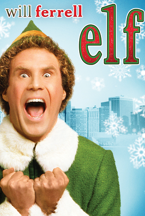 Elf VUDU HD or iTunes HD via Movies Anywhere