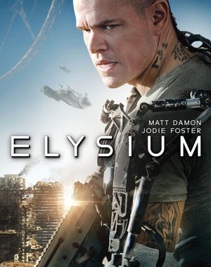 Elysium VUDU 4K or iTunes 4K via MA