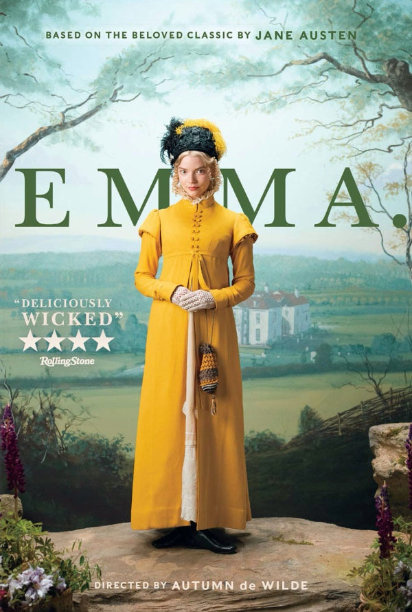 Emma 2020 VUDU HD or iTunes HD via MA