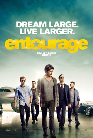 Entourage the Movie VUDU HD or iTunes HD via Movies Anywhere